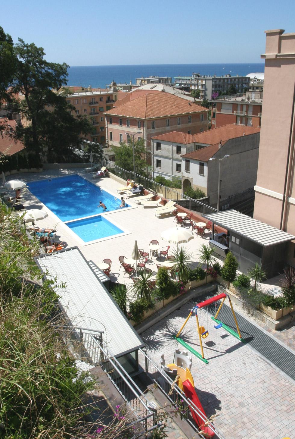 Hotel San Salvador 3 Finale Ligure